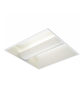 Fluorescent Recessed Ceiling Luminaire